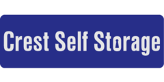 Crest Self Storage logo
